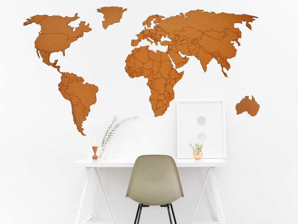 World map country borders sandpipery world map gumiabroncs Gallery