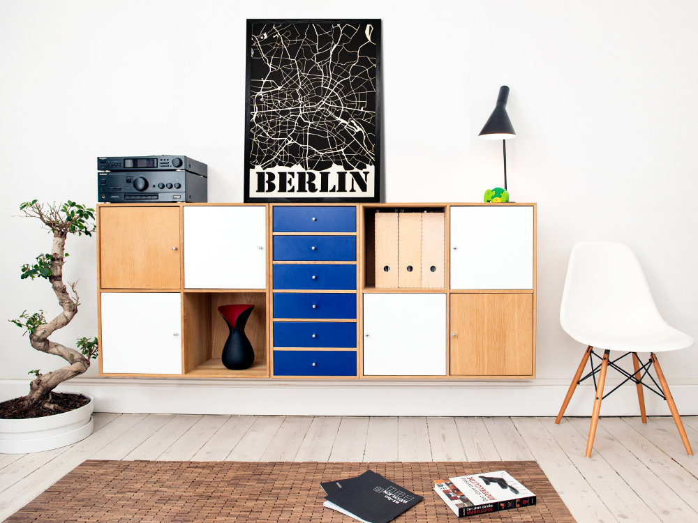 moderne wanddeko aus berlin wanddekoration von sandpipery. Black Bedroom Furniture Sets. Home Design Ideas